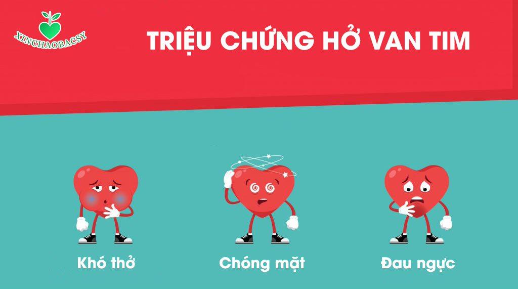 Đừng bỏ qua 9 triệu chứng hở van tim quan trọng này!
